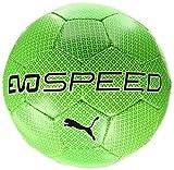 PUMA Evospeed 5.5 Fracture Ball, Safety Yellow-Green Gecko Black, 5