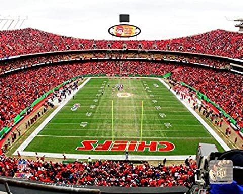 Arrowhead Stadium 2009 Photo Print (50,80 x 60,96 cm)