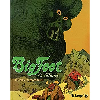Big Foot (Tome 3-Créatures)