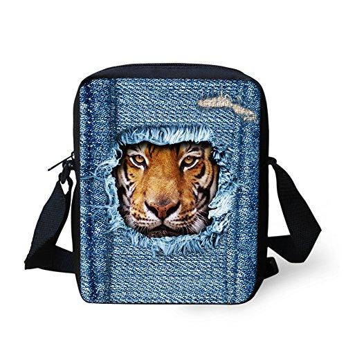 HUGSIDEA - Freizeit Damen Tiger
