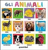 Scarica Libro Gli animali Ediz illustrata (PDF,EPUB,MOBI) Online Italiano Gratis