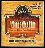 GHS A260 Mandoline · Cordes pour instrument à corde