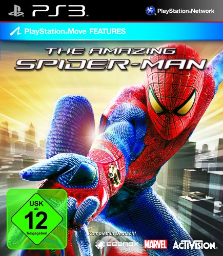 The Amazing Spider - Man - [PlayStation 3] (Spiderman 3 Spielen)
