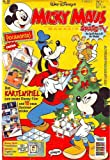 Micky Maus Heft 1995 Nr. 50, 07.12.1995, Comic-Heft Walt Disneys