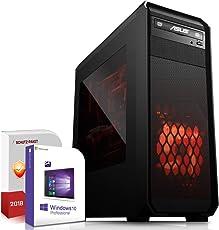 Gaming PC / Multimedia COMPUTER inkl. Windows 10 Pro 64-Bit! - AMD Quad-Core A10-7850K 4x 4.0 GHz - AMD Radeon HD R7000 8xCore APU - 16GB DDR3 RAM - 120GB SSD + 1000GB HDD - 24-fach DVD Brenner - USB 3.0 - DVI - HDMI - VGA - Gamer PC mit 3 Jahren Garantie!