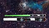 KSS Laserschwert Lichtschwert Star Wars 104cm + Grünem Licht + Sound + Vibration Neu!