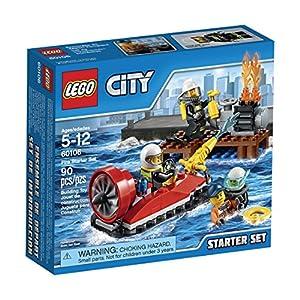 Lego City – 60106 – Starter Set Pompieri 0780116961524 LEGO
