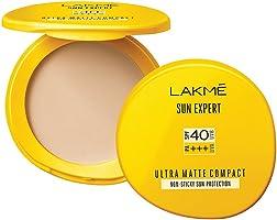 Lakmé Sun Expert Ultra Matte SPF 40 PA+++ Compact, 7g