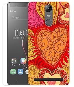 Combo Of Love Heart Wallpaper Hd Uv Printed Mobile Back