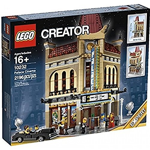 LEGO Creator 10232 - Palace Cinema (Hotel Lego)
