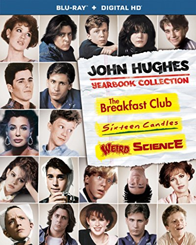 John Hughes Yearbook Collection [Blu-ray] [Import italien]