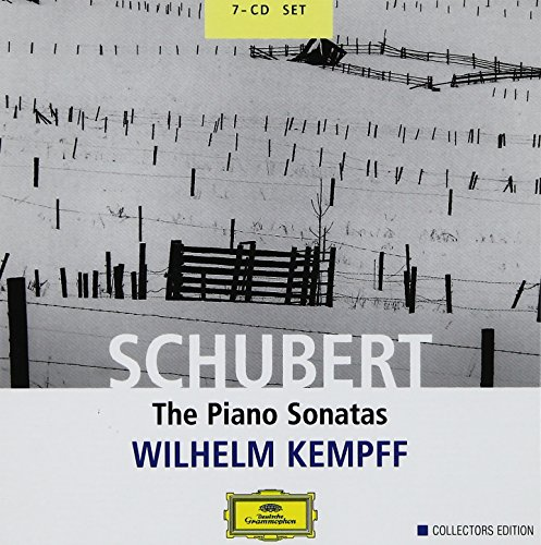 Schubert : Sonates pour piano (Coffret 7CD)