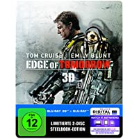 Edge of Tomorrow Steelbook