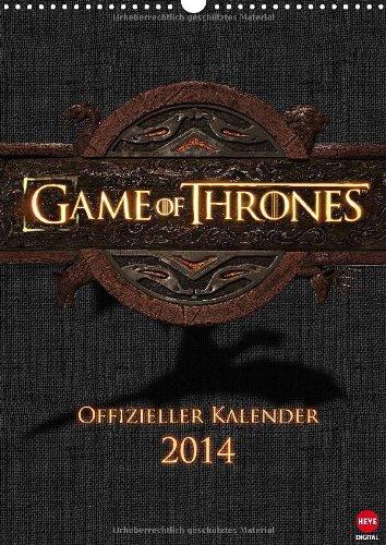 game-of-thrones-wandkalender-2014-din-a3-hoch-der-offizielle-kalender-zur-erfolgsserie-monatskalende