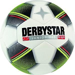 Derbystar Junior S-Light, 4, weiß schwarz gelb rot, 1761400125