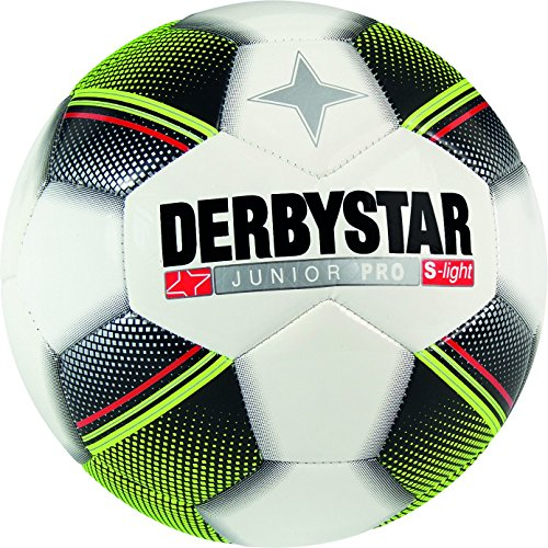 Derbystar Junior S-Light, 4, weiß schwarz gelb rot, 1761400125 -