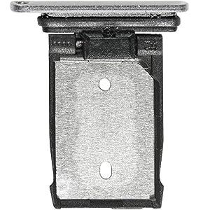 Original HTC Sim Kartenhalter silver-white / silber-weiß für HTC One A9 (SIM Tray, Holder) - 74H03076-02M