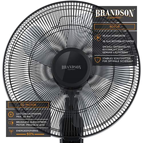 Brandson – DC Standventilator Silent kaufen  Bild 1*