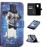 Handy-Taschen & Hüllen, gemalt bunte Folio magnetische