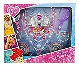 Taldec - T17930 - Disney Princesses - Grand Set De Bijoux 15 pièces