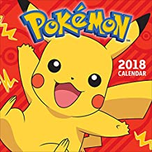 Pokemon Wall Calendar