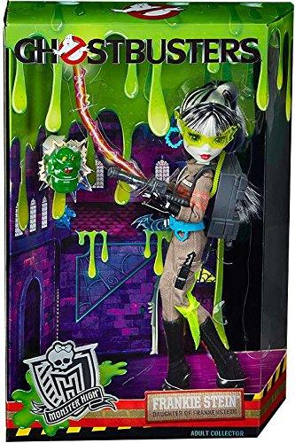 Monster High - SDCC 2016 - San Diego Comic Con Sammlerpuppe Ghostbusters Frankie Stein Puppen Set - Limitierte Edition (Monster High Gil Und Lagoona)