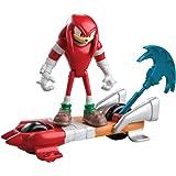 Bizak Sonic - Figura + Accesorio Acción - Knuckles 30692503