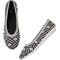 Marc Loire Women's Athleisure Lightweight Breathable Knitted Active Wear Slip on Comfortable Casual Flat Shoes for…