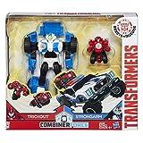 Hasbro Transformers C0655EL2 - Robots In Disguise Activator Combiner Strongarm, Actionfigur