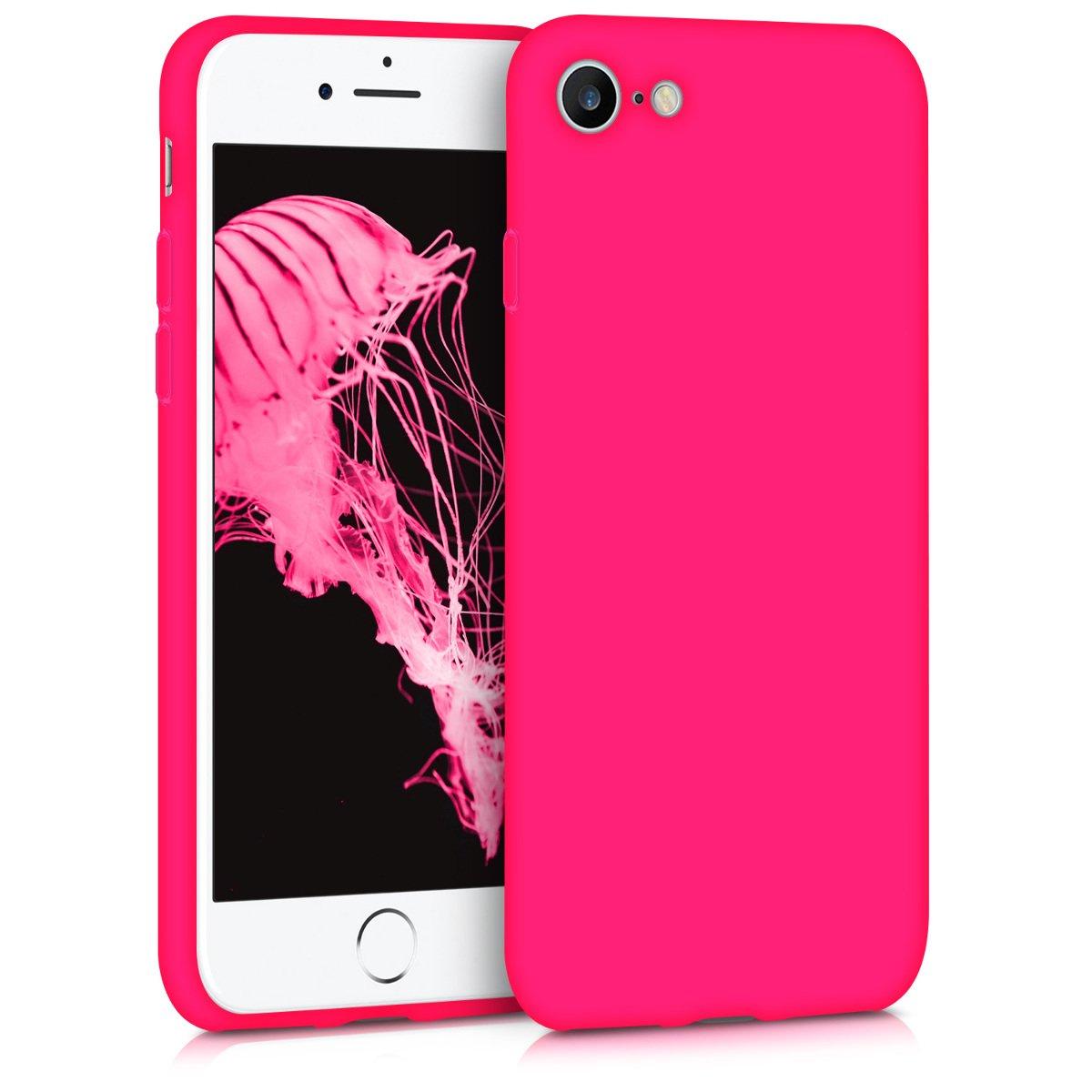 kwmobile Cover per Apple iPhone 7/8 - Custodia in silicone TPU