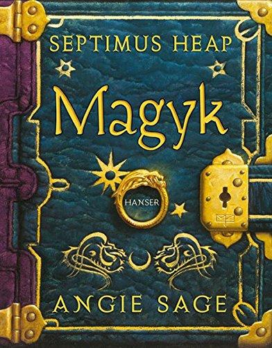 Septimus Heap 1: Magyk (Vintage Harry-potter-bücher)