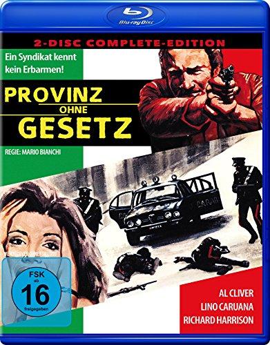 Provinz ohne Gesetz - Complete-Edition (Blu-Ray + DVD)