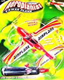 Super Aeroplanist Power Aeroplane Wired Rotating Plane
