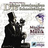 Die kleine Meerjungfrau/Die Schneekönigin: Märchen mit Musik. CD.