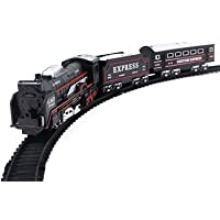 Funkey™ Battery Operated Train Set with Light Express Train Set with Fun, Interactive, Ready to Play Holiday Model…