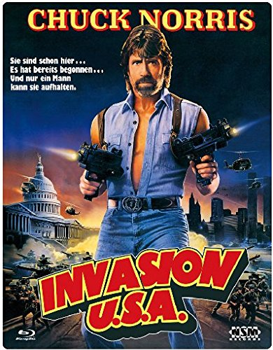 Invasion U.S.A [Blu-ray]