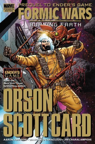 Ender's Game: Formic Wars: Burning Earth by Orson Scott Card (2011-09-21)