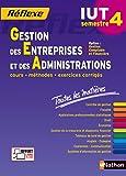 Gestion des Entreprises et des Administrations – S4 - Option CF -Toutes les matières