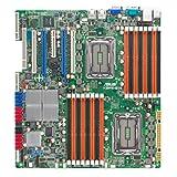 Asus KGPE-D16 - Placa base para servidores (16 puertos DIMM, soporta hasta 256 GB RAM, 2x G34 socket, compatible con AMD Opteron 6300/6200)