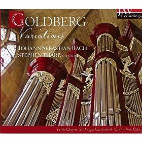Goldberg Variations: Variatio 12 (Canone alla Quarta)