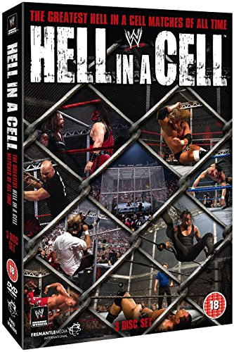 WWE: Hell In A Cell - Greatest Matches Of All Time [DVD] [Edizione: Regno Unito]