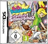 Bibi Blocksberg - Der verhexte Schloss - Schatz - [Nintendo DS]