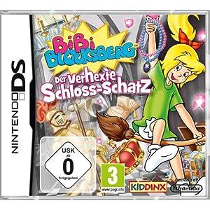 Bibi Blocksberg – Der verhexte Schloss – Schatz – [Nintendo DS]