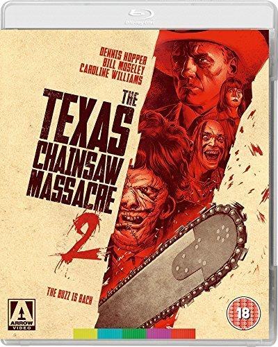 Image de The Texas Chainsaw Massacre 2 [Edizione: Regno Unito] [Blu-ray] [Import italien]