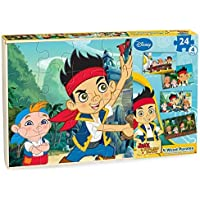 Cardinal Industries Jake Wood Puzzle (4-Pack Box Puzzle) by Cardinal Industries