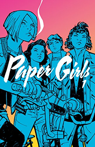 Image result for Paper Girl vol 1