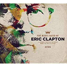Many Faces of Eric Clapton