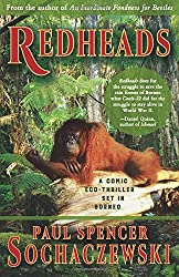 Redheads: A Comic Eco-Thriller Set in Borneo