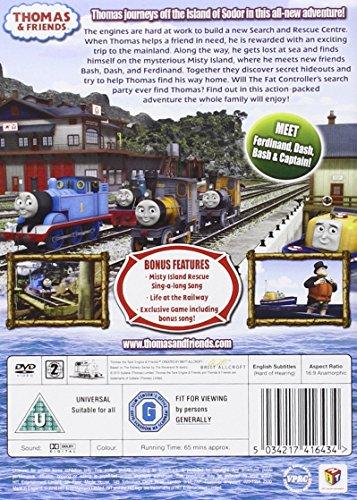 Thomas & Friends - Misty Island Rescue [DVD]