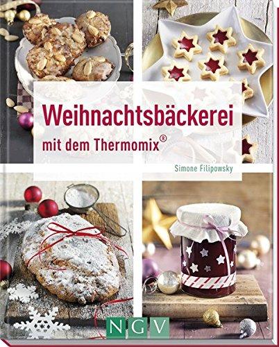 Weihnachtsbäckerei mit dem Thermomix